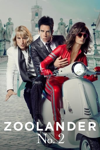 Poster of Zoolander 2