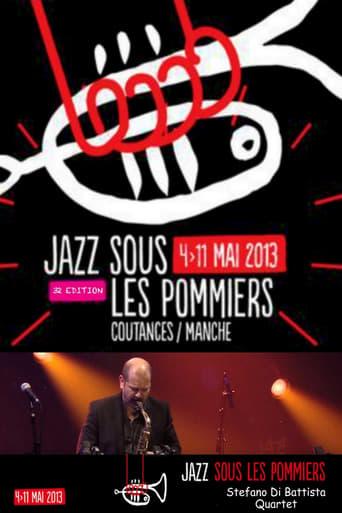 Stefano Di Battista Quartet invite Baptiste Herbin - Jazz Sous les Pommiers 2013