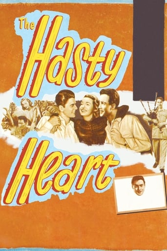 The Hasty Heart Movie Poster