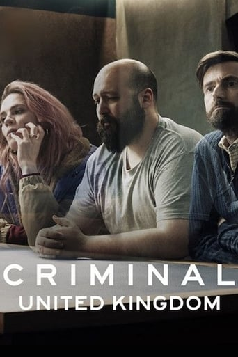 Poster of Criminal: UK