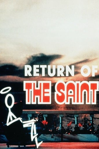 Poster of Return of the Saint