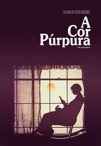 A Cor Púrpura - Poster