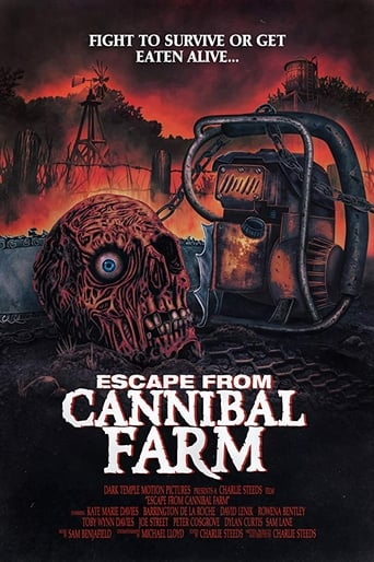 Escape from Cannibal Farm Poster
