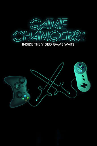 Watch Game Changers: Inside the Video Game Wars Online Free in HD