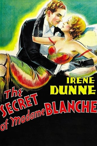 Poster of The Secret of Madame Blanche