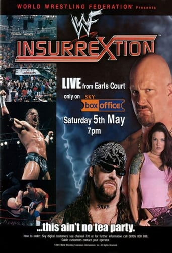 Poster of WWE Insurrextion 2001