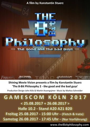 The 8-Bit Philosophy 2 – The Good and the Bad Guys Movie Poster