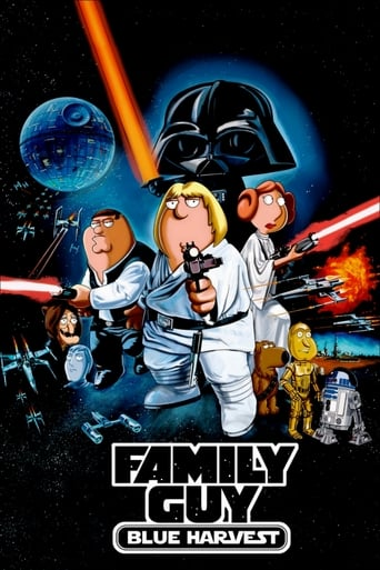 Poster of Family Guy Presents: Blue Harvest