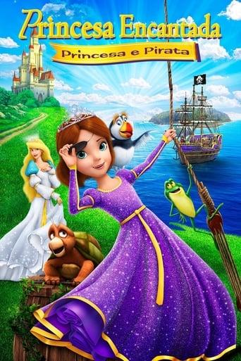 Princesa Encantada: Princesa e Pirata