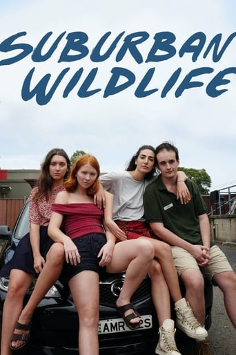 Poster of Suburban Wildlife