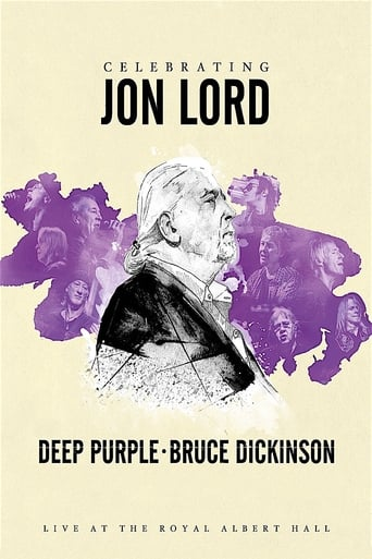Poster of Celebrating Jon Lord: Deep Purple and Friends