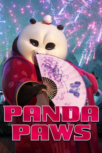 Poster of Panda Paws