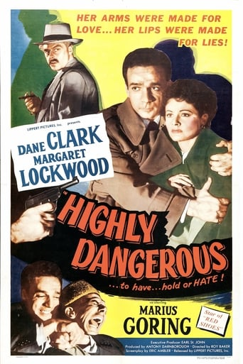 Poster of Highly Dangerous