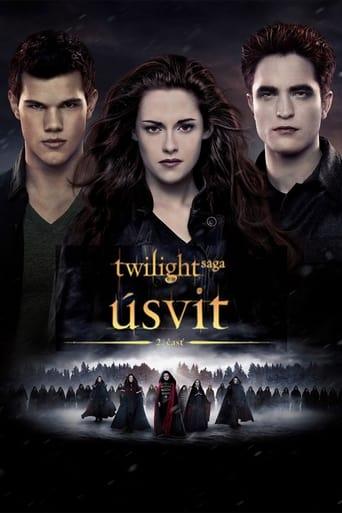 Twilight Sága: Úsvit 2. časť
