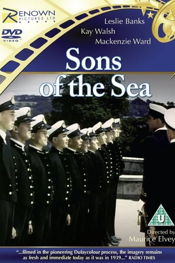 Poster of Sons of the Sea