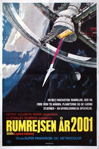 Rumrejsen år 2001