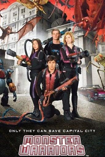 Poster of Monster Warriors