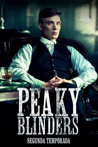 Peaky Blinders Sangue, Apostas e Navalhas 2ª Temporada - Poster