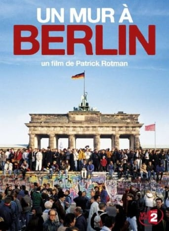 A Wall in Berlin Movie Poster