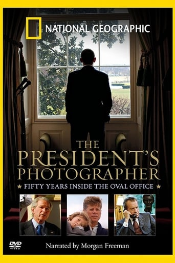 Poster of The President's Photographer: Fifty Years Inside the Oval Office