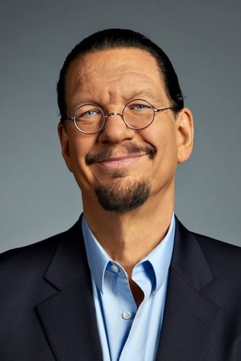 Penn Jillette alias TV Announcer (voice)