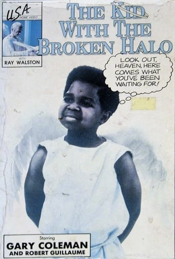 Poster of The Kid with the Broken Halo