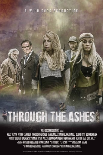 Through the Ashes Poster