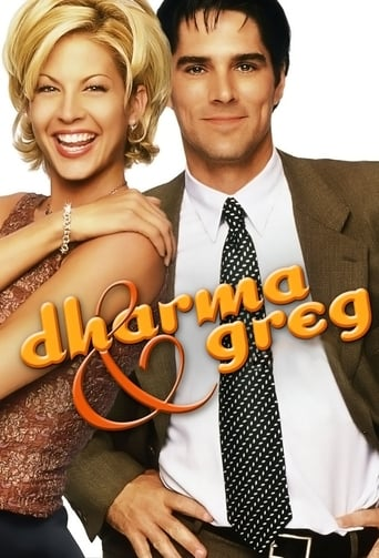 Poster of Dharma & Greg