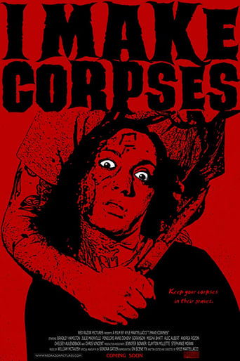 Poster of I Make Corpses