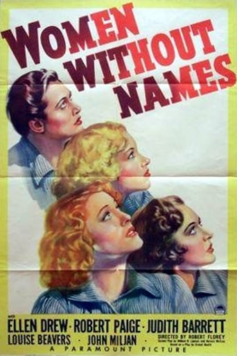 Poster of Women Without Names