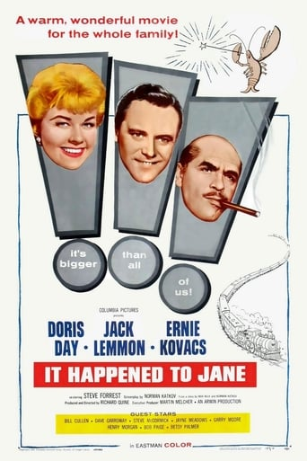 Poster of It Happened to Jane
