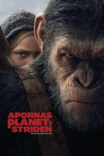 Poster of Apornas planet: Striden