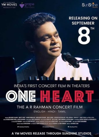 One Heart Movie Poster