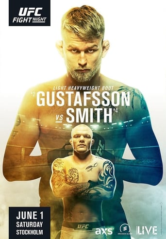 Watch UFC Fight Night 153: Gustafsson vs. Smith full movie online 1337x