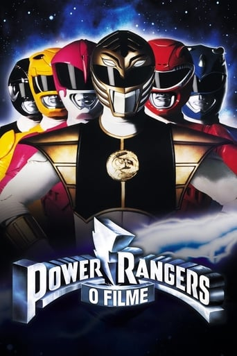 Power Rangers: O Filme
