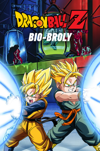 Watch Dragon Ball Z: Bio-Broly 1994 full online free