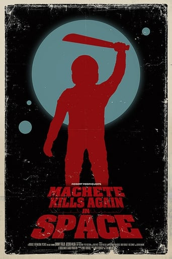 Poster of Machete Kills in Space