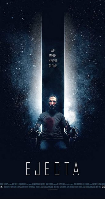 Ejecta (2014) - poster