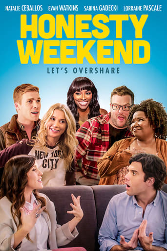 Honesty Weekend Poster