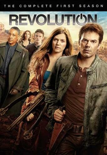 Revolução 1ª Temporada - Poster
