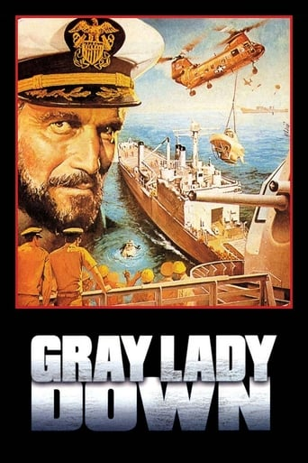 Poster of Gray Lady Down
