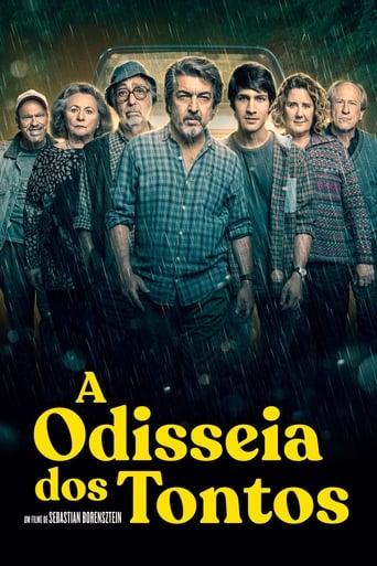 A Odisseia dos Tontos - Poster