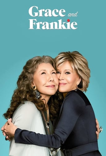 Poster of Grace and Frankie
