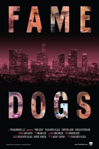Poster of Fame Dogs