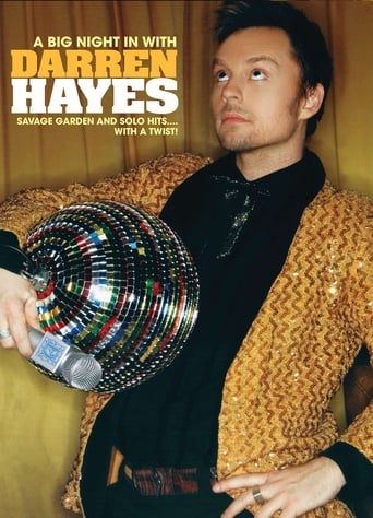 Darren Hayes - A Big Night in with Darren Hayes