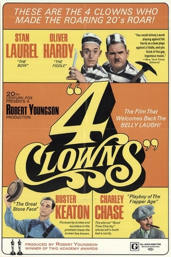 Poster of 4 Clowns