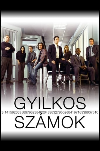Poster of Gyilkos számok