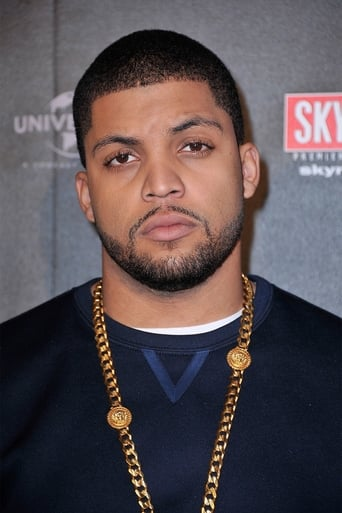 O'Shea Jackson Jr. alias Chief Warrant Officer Barnes
