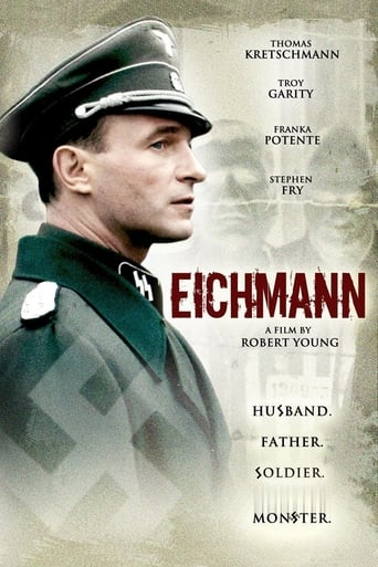 Poster of Eichmann