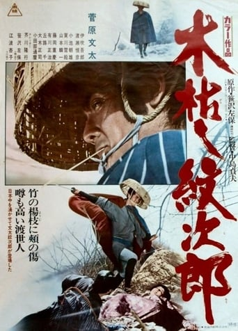 Poster of Withered Tree, the Adventures of Monjiro